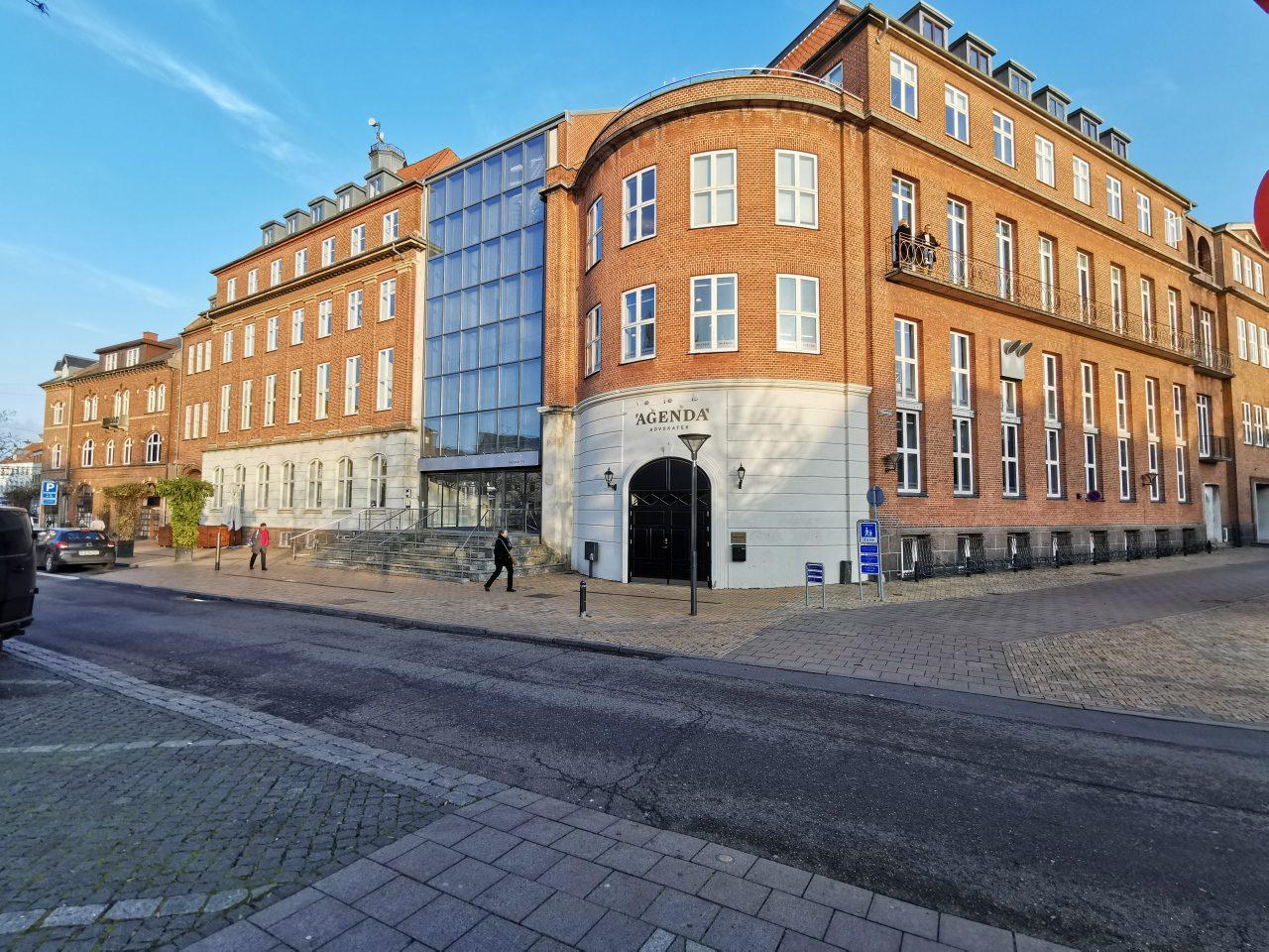 Eksklusive lejligheder i Asylgade 7, Odense C