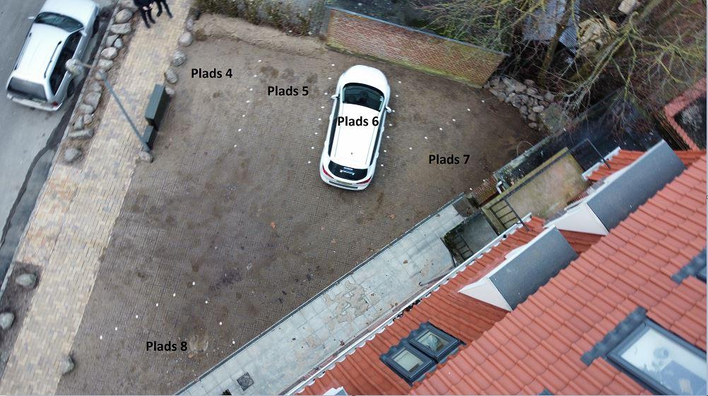 Parkeringsplads til leje på Hjallesevej 20, 5000 Odense C